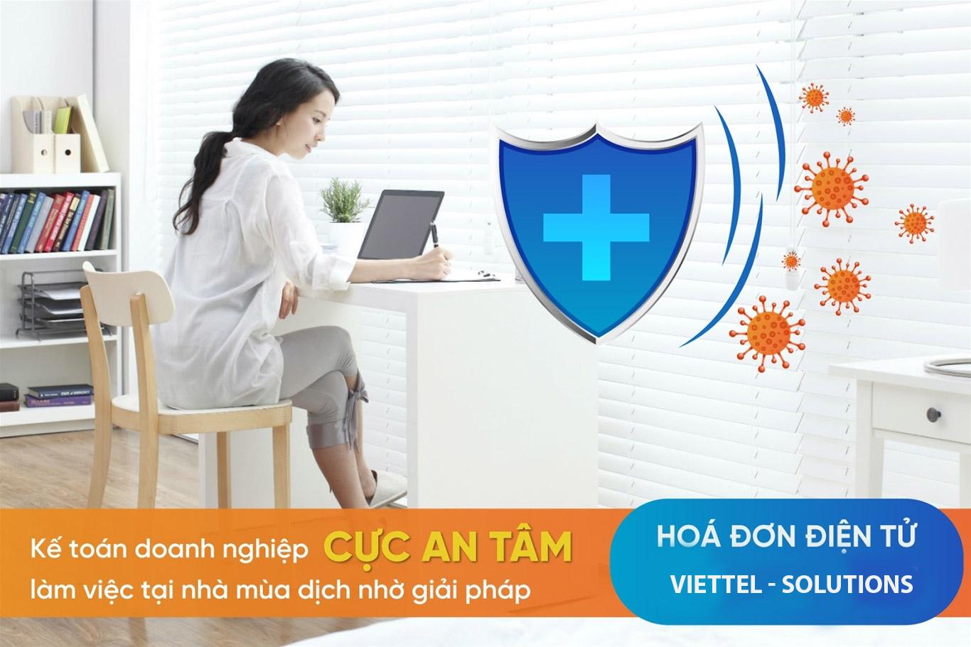 chống covid-19 với hóa đơn điện tử viettel